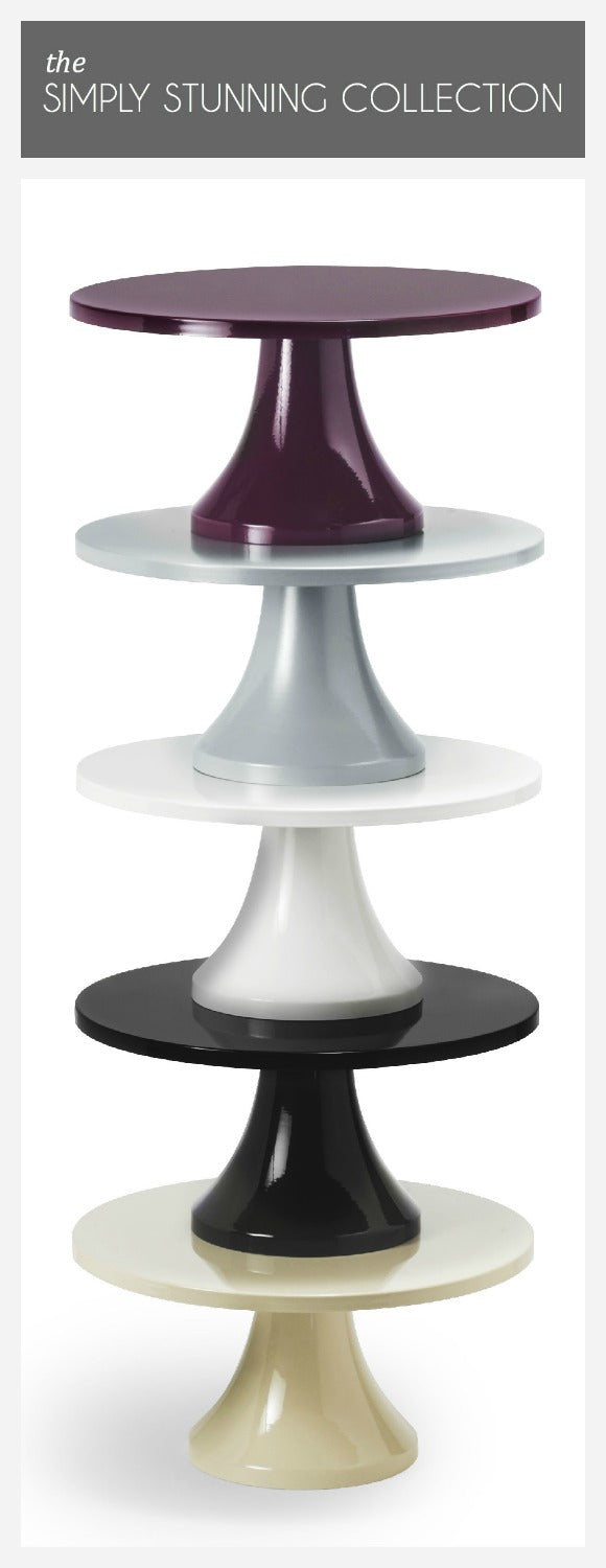 Simply Stunning Cake Stands.