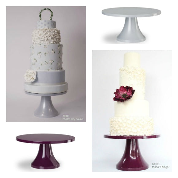 Modern Cake Stands.