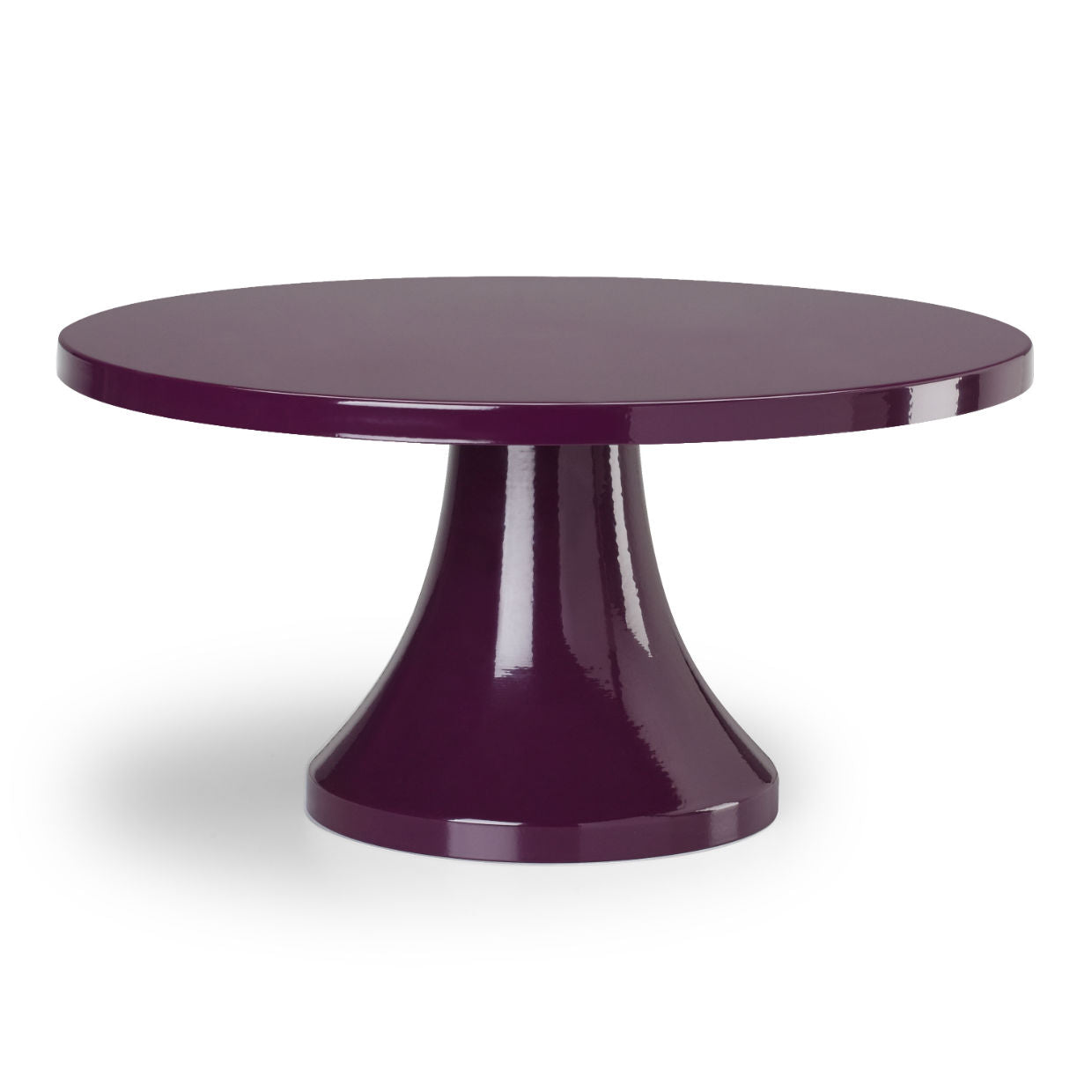 Bright Colored Cake Stands