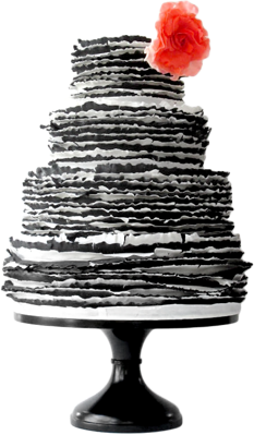 Black Cake Stand | Sarah's Stands
