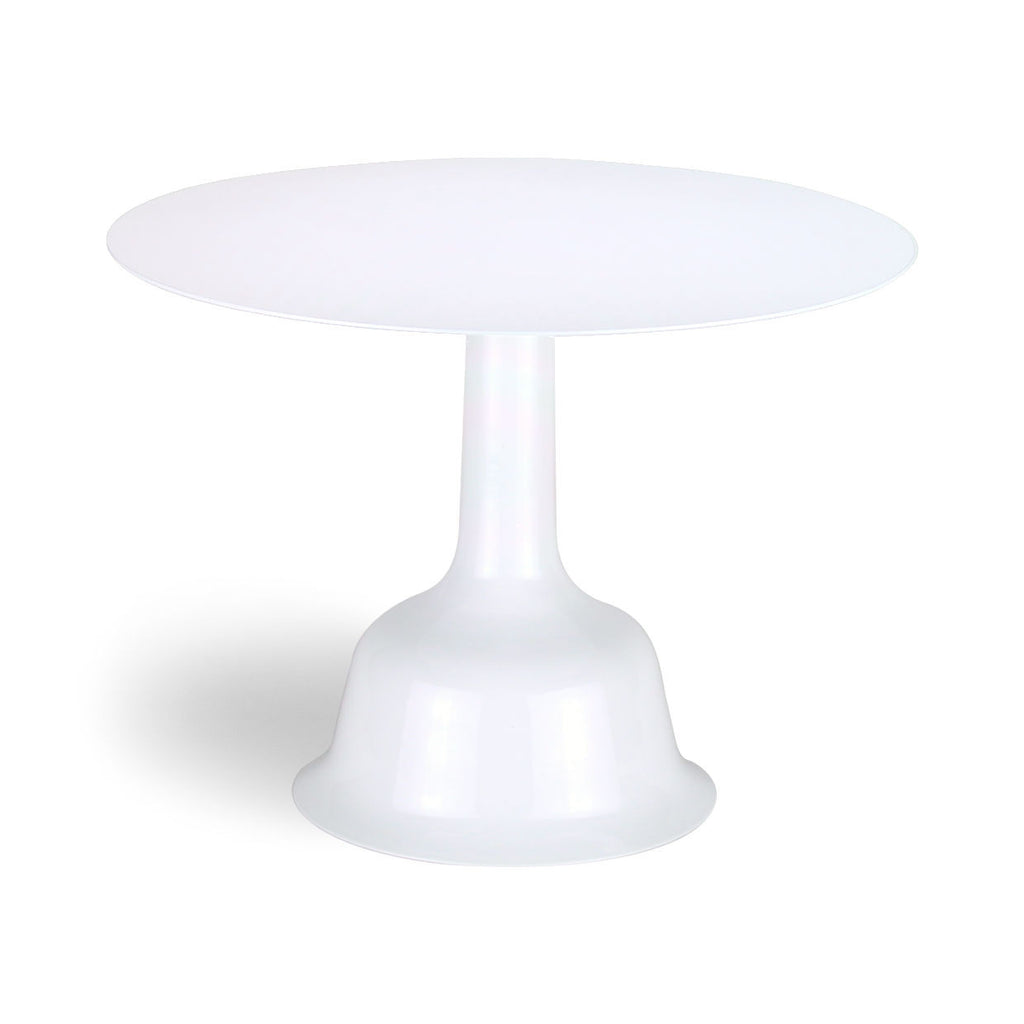 Wedding Bell White Cake Stand