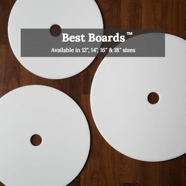 White Acrylic Cake Board - 20% OFF