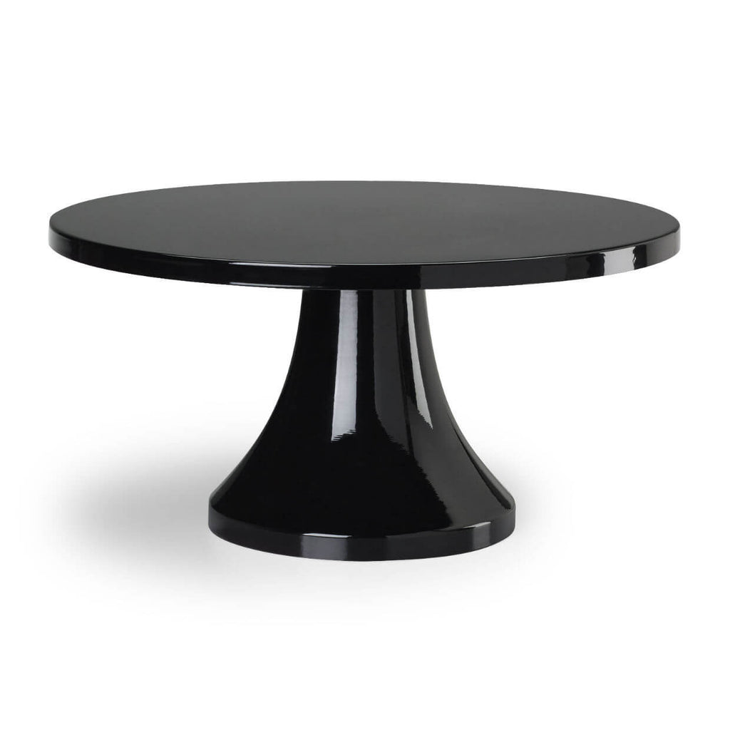 black pedestal wedding cake stand 14 inch amp 16 inch black wedding cake stand s stands 11872