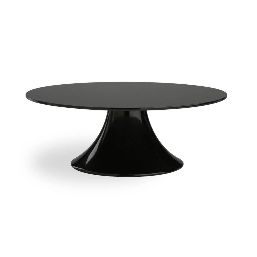 Black Round Wedding Cake Stand