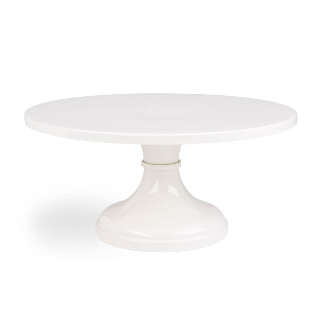 Ivory Wedding Cake Stands