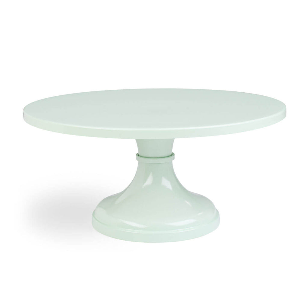 Mint Green Wedding Cake Stands