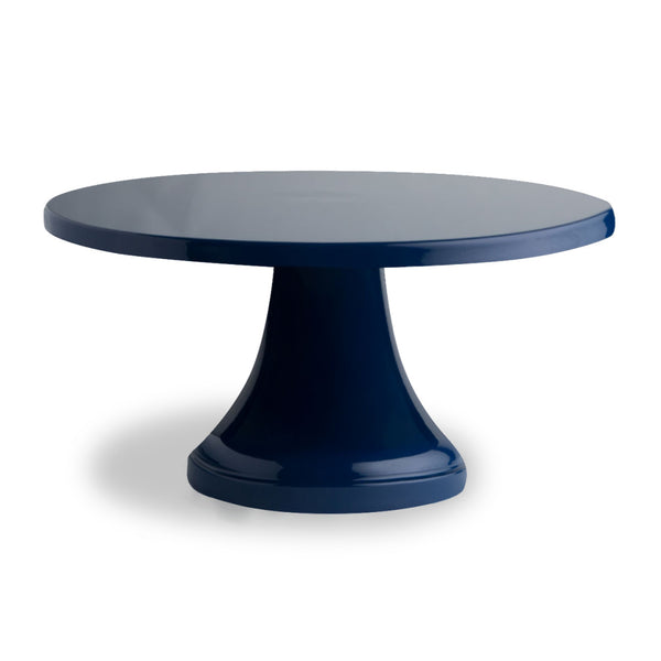 Navy Blue Modern Wedding Cake Stand