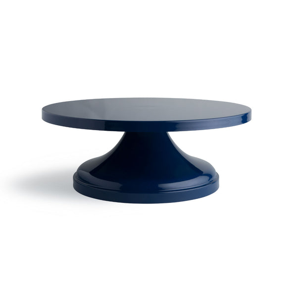 Indigo Nights Navy Blue Wedding Cake Stand