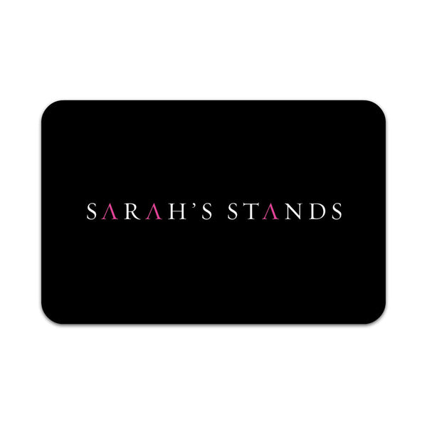 Sarah's Stands Gift Card