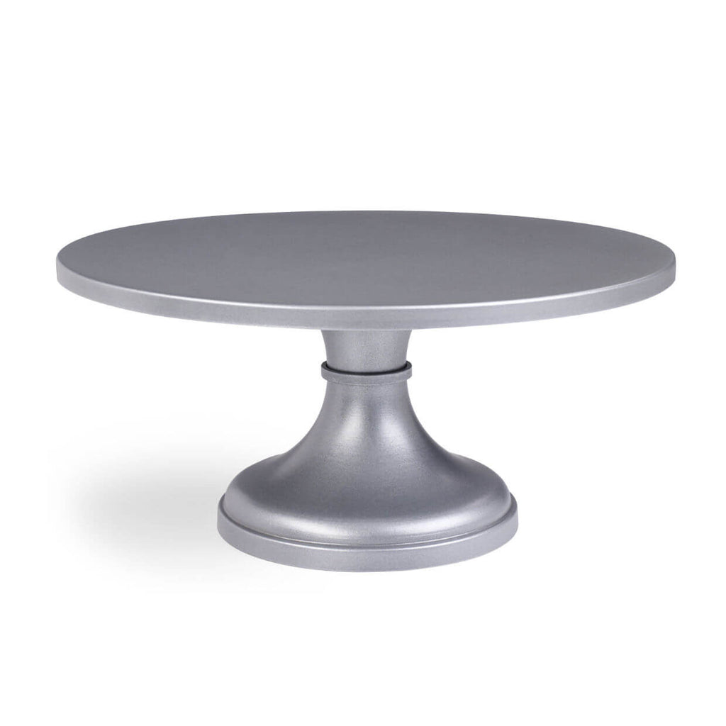 Starry Eyed Silver Wedding Cake Stands Sarahs Stands