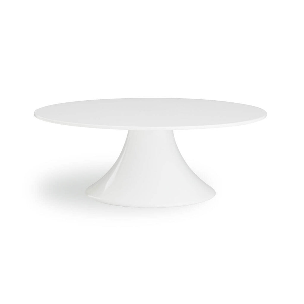 White Round Wedding Cake Stand