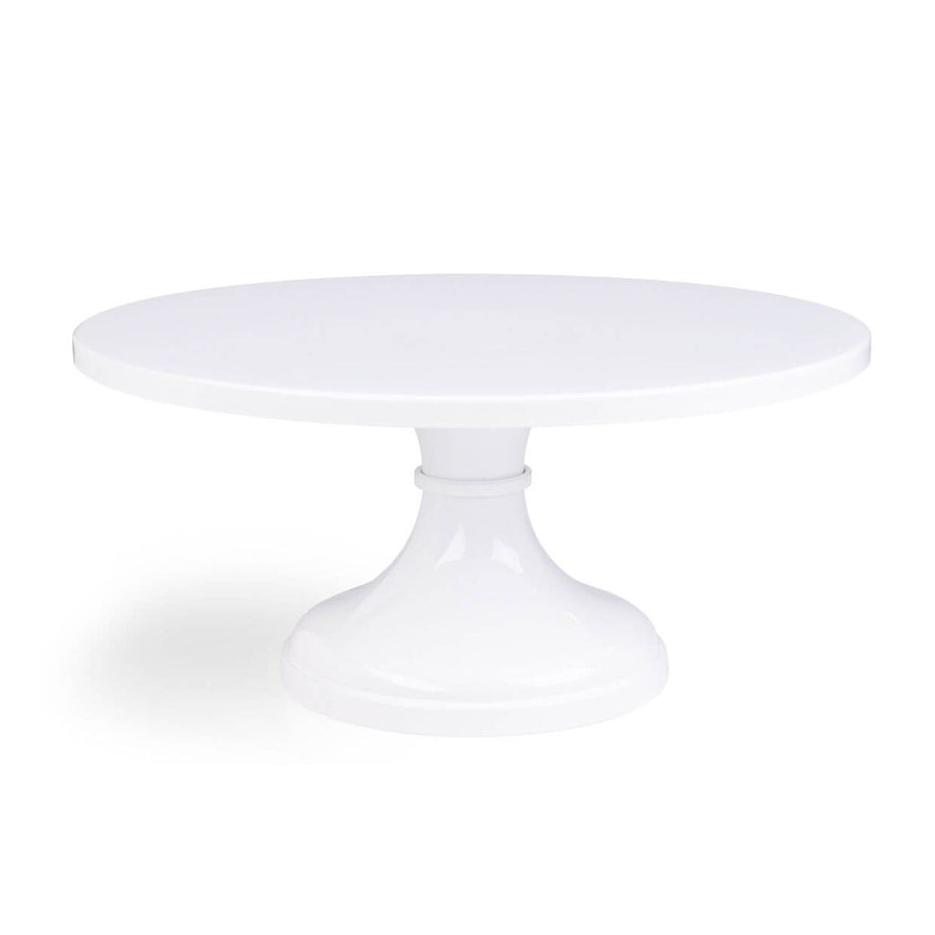 White Wedding Cake Stands