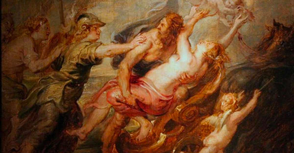 Persephone and the Eleusinian Mysteries