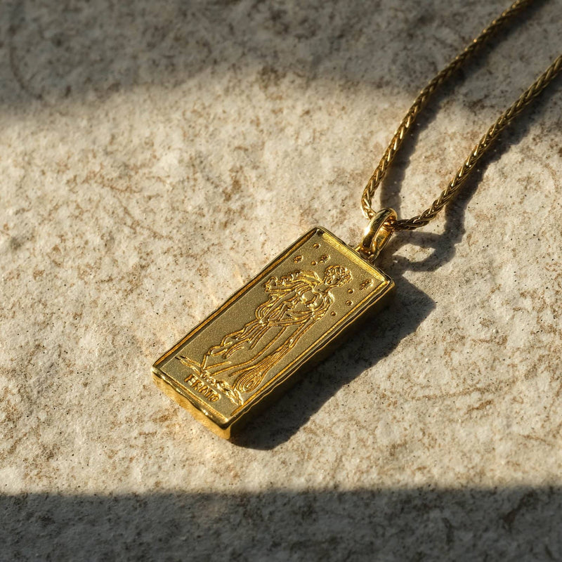 Erato Muse of Love Necklace - COMMON ERA
