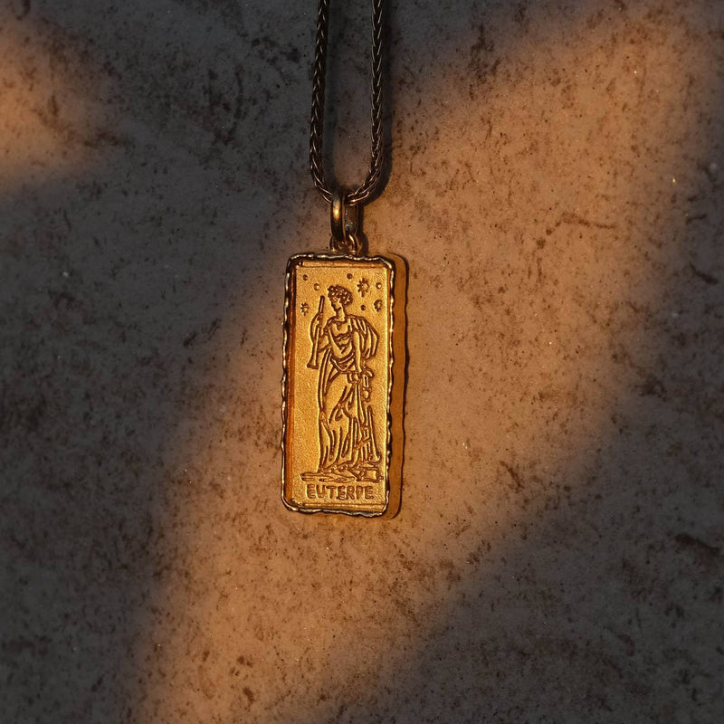 Euterpe Muse of Song Necklace - COMMON ERA