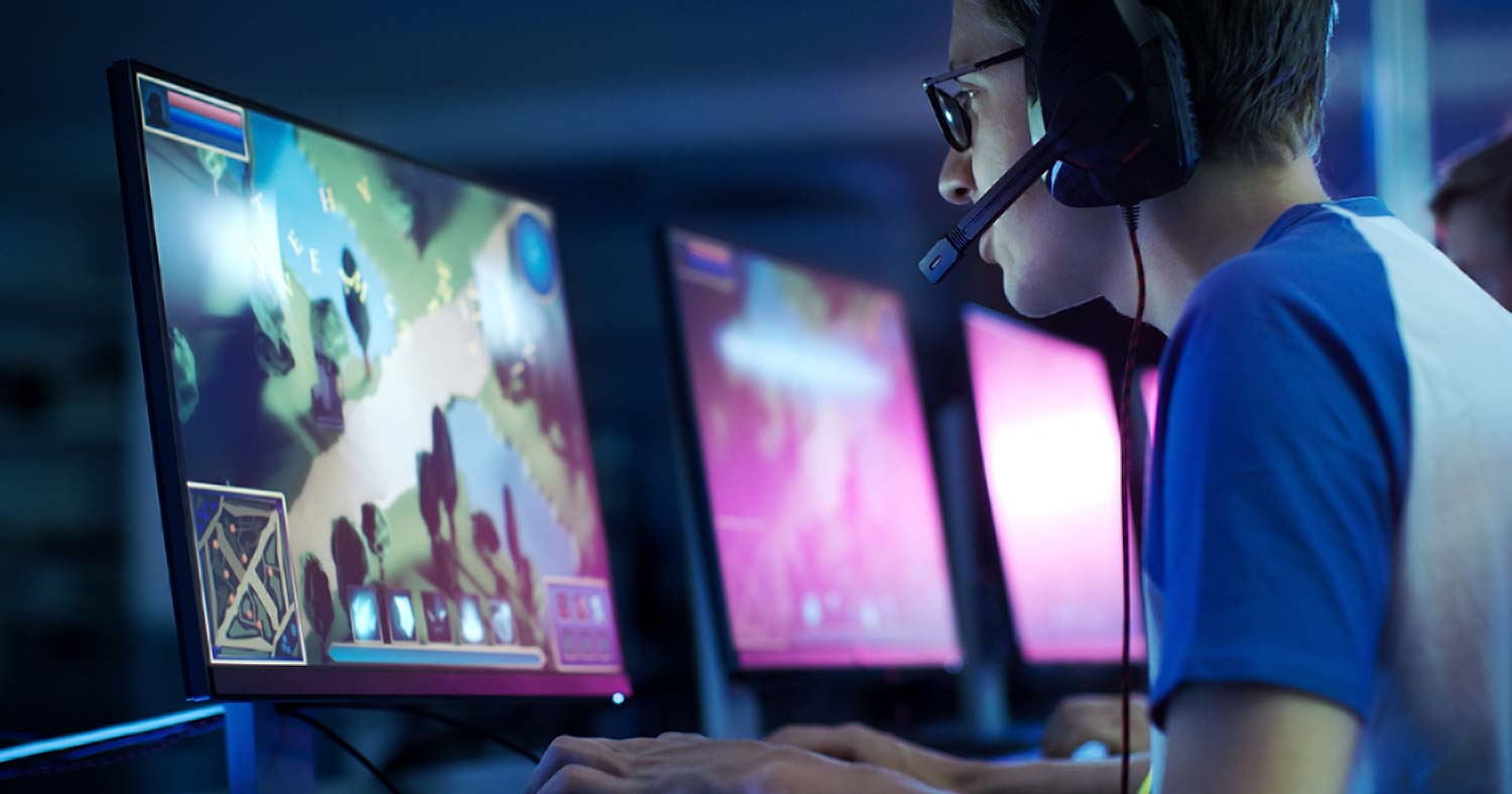 Attention Span Aid for Video Game Players
