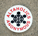 Altaholics Stickers