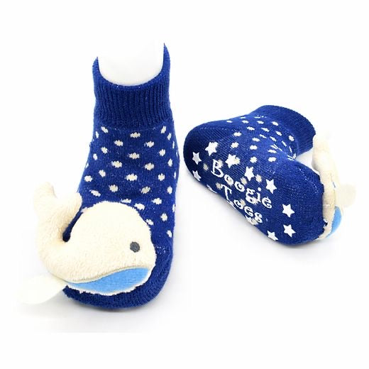 Fishie Boogie Toes Rattle Socks