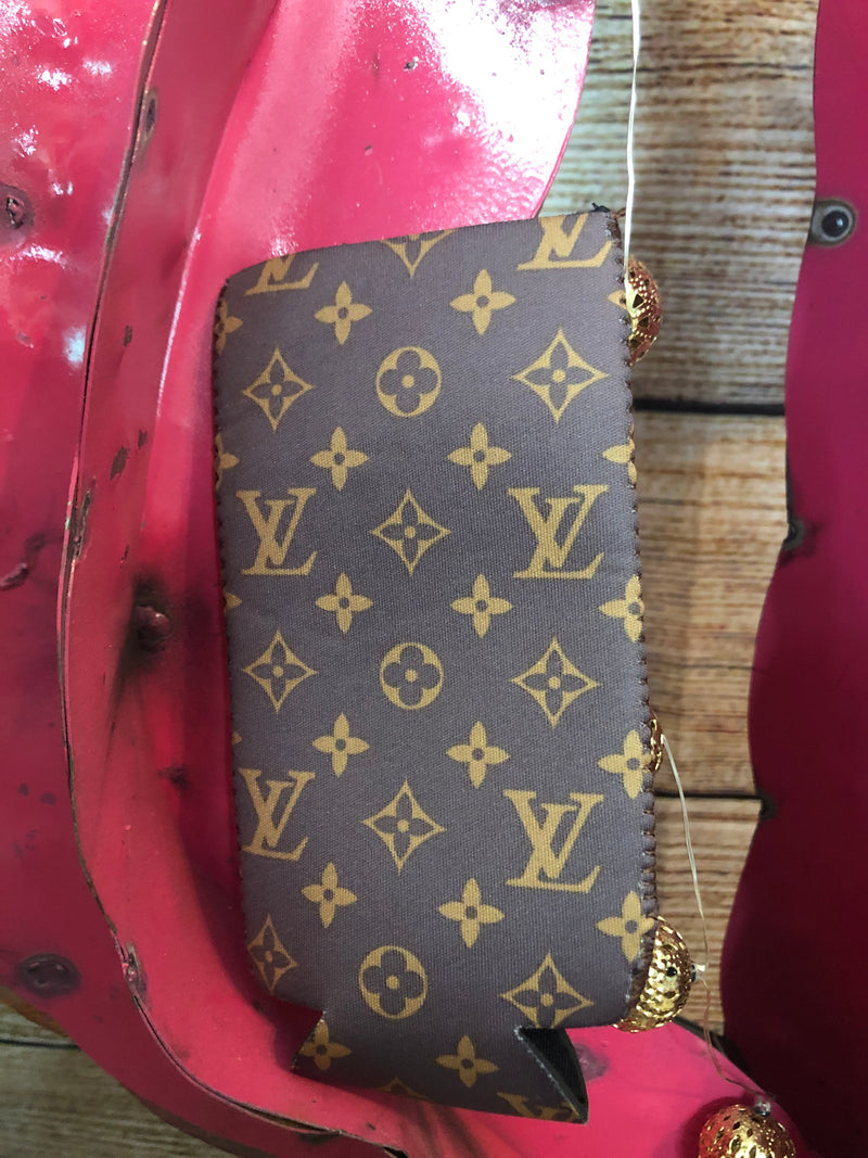 LV SLIM CAN COOZIE