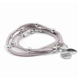 Kinsley Armelle Misty Wrap Collection - Silver  (Individuals)