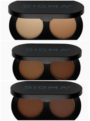 Sigma Color + Shape Brow Powder Duo