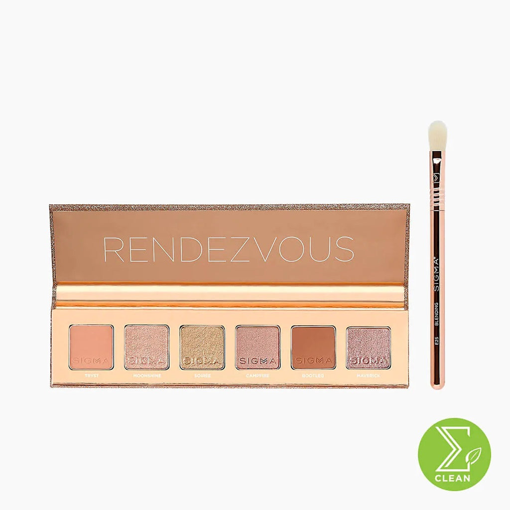 Sigma Rendezvous Eye Shadow Palette
