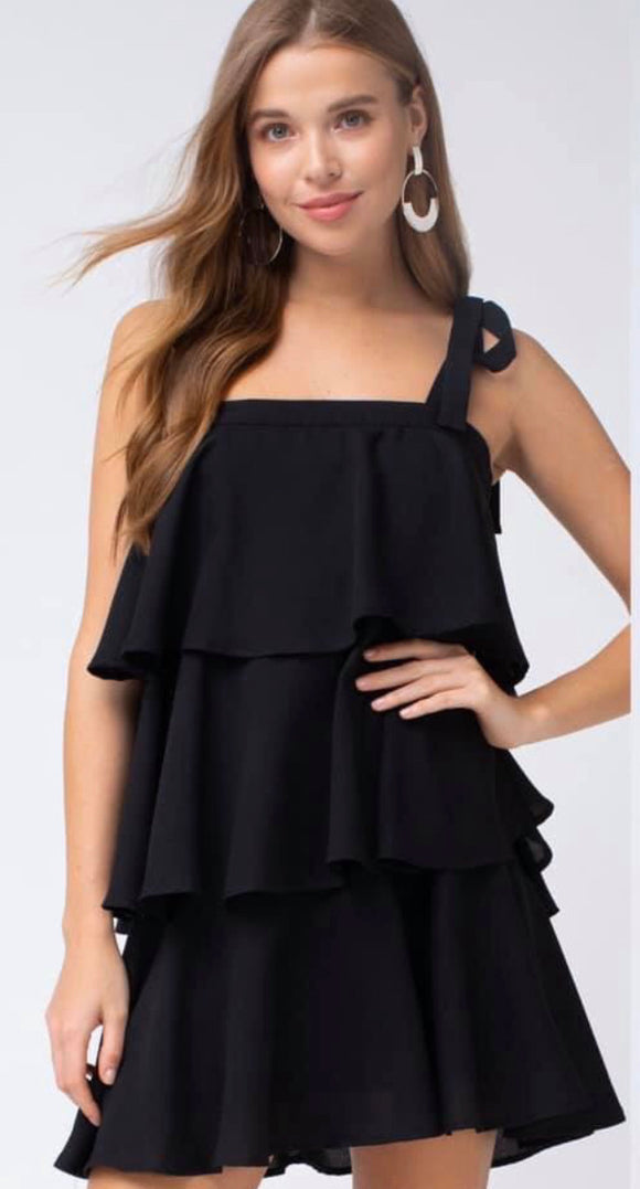 SAY YES TO THE DRESS (BLACK)