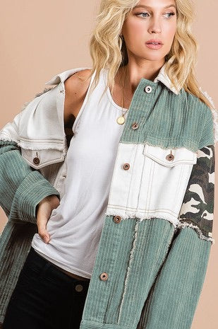 THE PERFECT PATCH JACKET