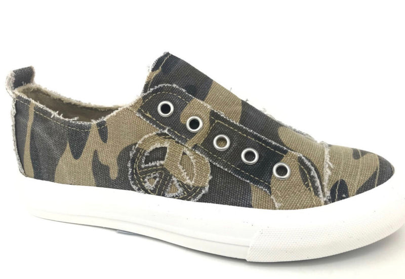 Gypsy Jazz Camryn Camo tennis