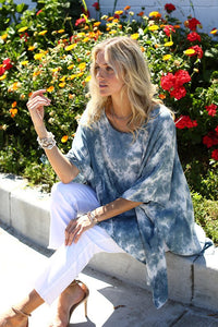TIE DYE COVERUP (One Size)