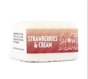 Strawberries N Cream Shower Steamer