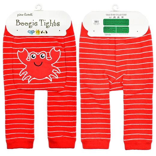 Red Crab Boogie Tights