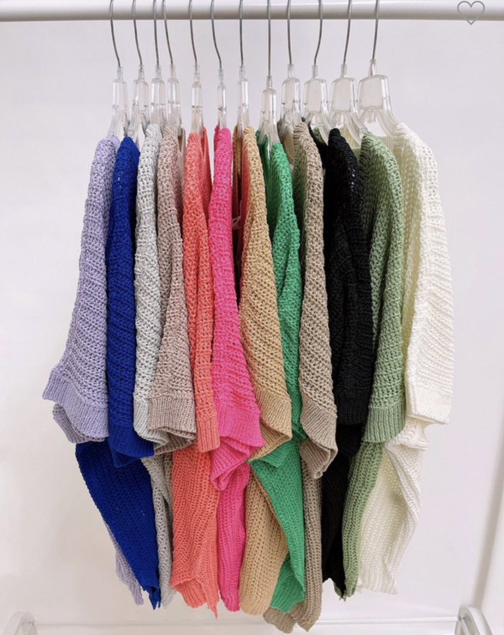The Amy Sweater Top - Jade
