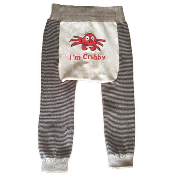 I'm Crabby Boogie Tights