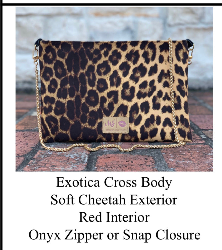 Exotica Crossbody MJ bag