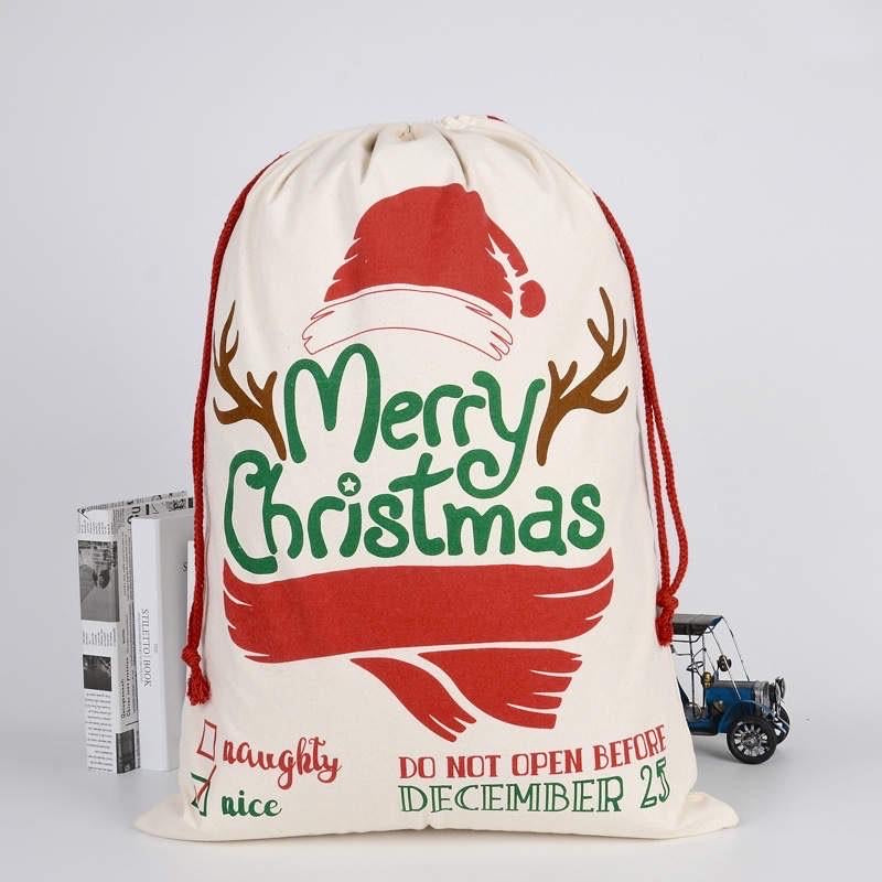 Santa Sacks - Merry Christmas