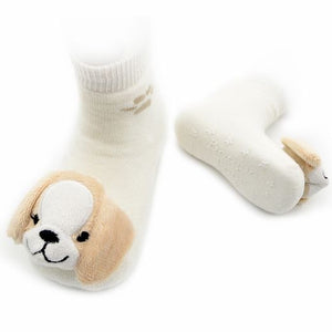Puppy Boogie Toes Rattle Socks