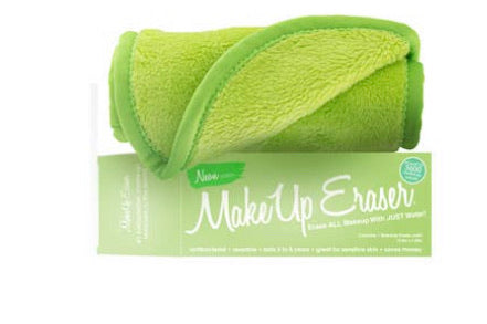 MAKEUP ERASER - LIME GREEN
