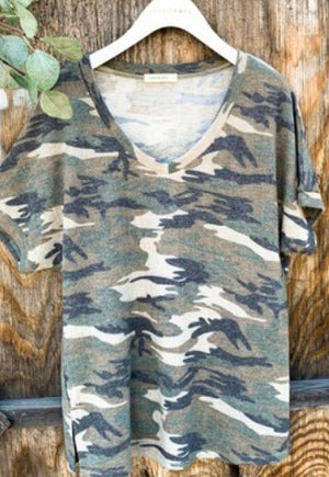 NOW YOU SEE ME CAMO TOP