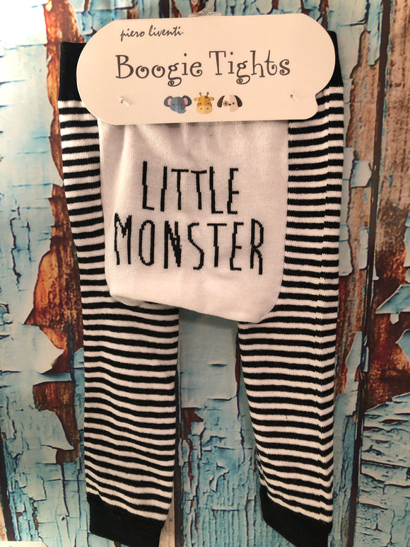 Little Monster Boogie Tights