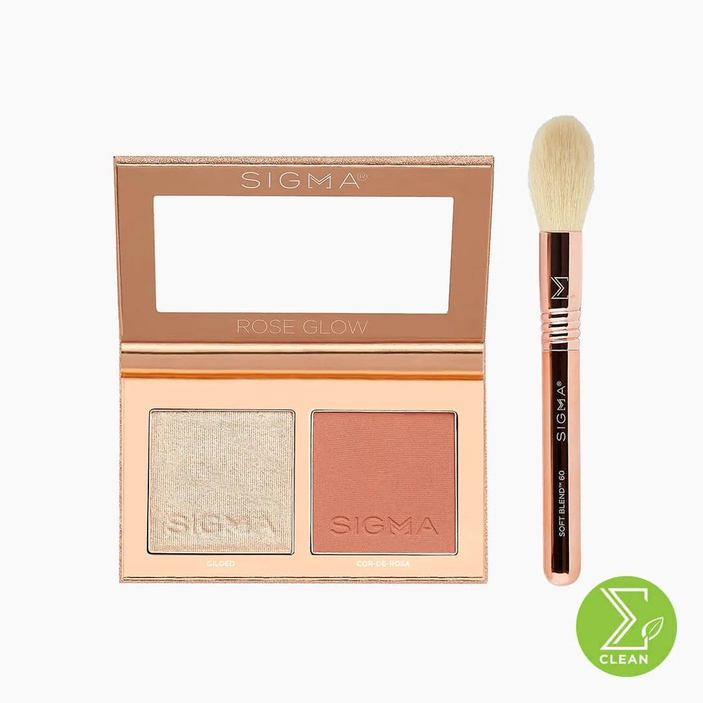 SIGMA ROSE GLOW CHEEK DUO