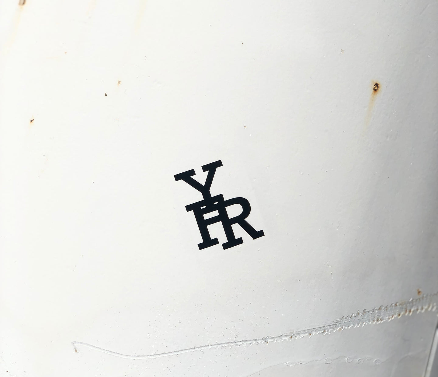 YFR Logo Stickers