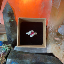 SUPER LIMITED $49.99 CUSTOM GARNET RINGS IN SILVER