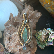 (SOLD OUT) GOLD TOURMALINE PENDANT RAFFLE! EVERYONE WINS!!! ALMOST SOLD OUT