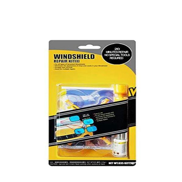 Car Windshield Repair Kit