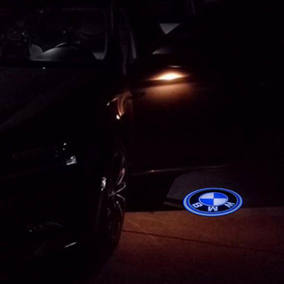 Car Door Logo Shadow Projector LED Light