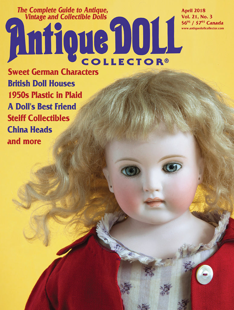 Dolls. Antique Doll Collector