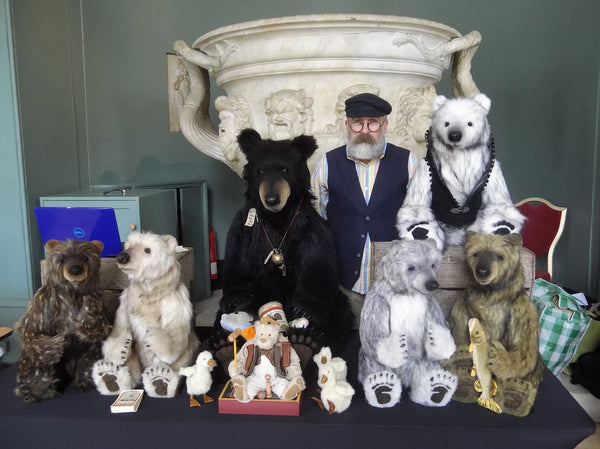 1 British Teddy Bear Festival (Woburn Abbey). Fairs