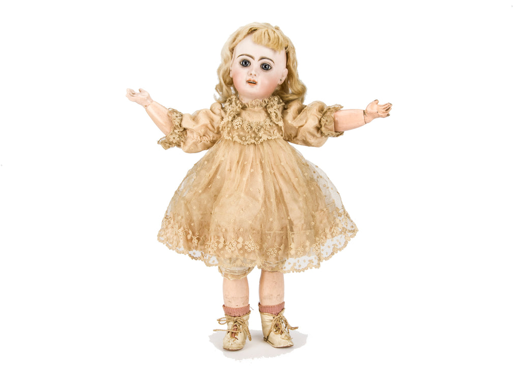 Antique Doll. Museums, Galleries, Exhibitions
