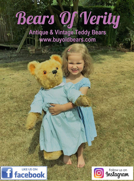 2018 Antique Felicity Watson. Bears of Verity